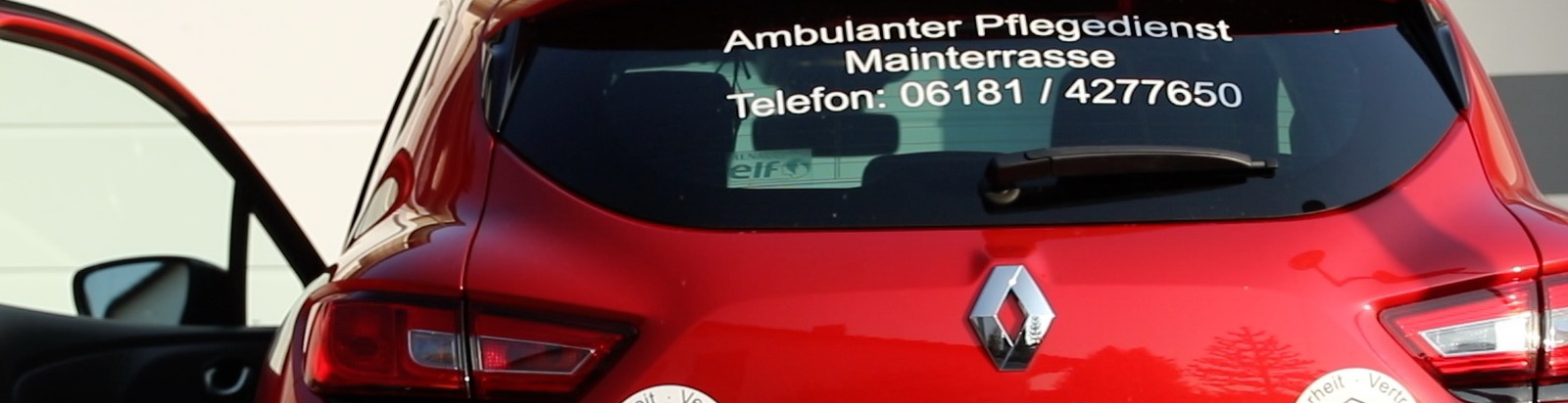 "Ambulanter Pflegedienst ""Mainterrasse"" GmbH"